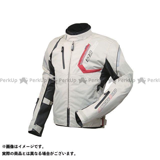 ラフアンドロード ジャケット RR4006 SSFスポーツライドジャケット カラー:プラチナシルバー サイズ:LL ラフ&ロード