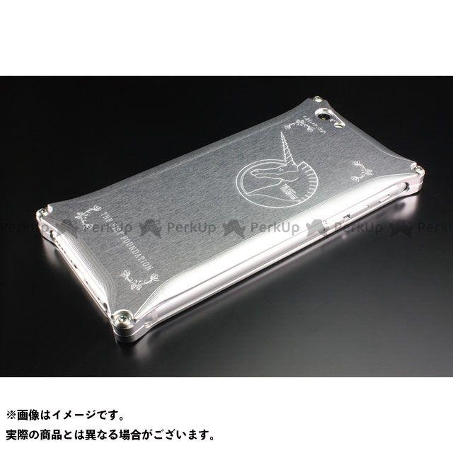 GILD design 小物・ケース類 機動戦士ガンダム ジュラルミンスマホジャケット(iPhone6S/6用) ビスト財団 GILD design(mobile item)