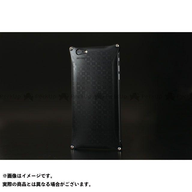 GILD design 小物・ケース類 GOK-250SB OKOSHI-KATAGAMI 七宝 for iPhone6 Plus/6s Plus(ブラック) GILD design(mobile item)