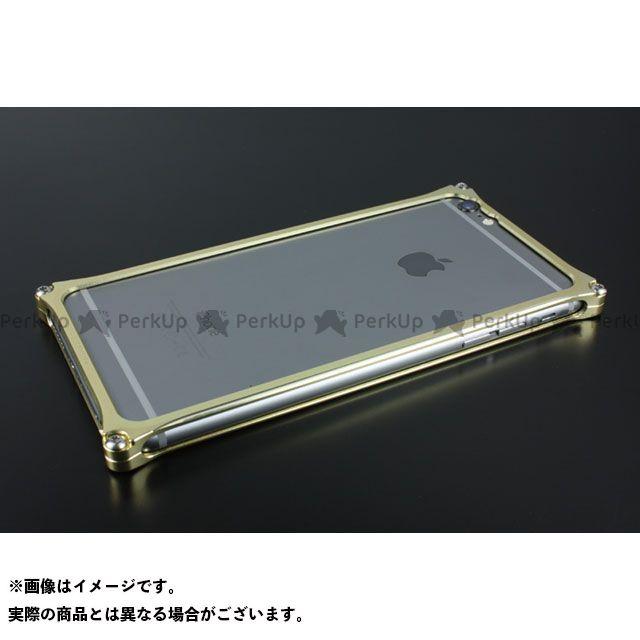 GILD design 小物・ケース類 GI-252CG ソリッドバンパー for iPhone 6 Plus/6s Plus(シャンパンゴールド) GILD design(mobile item)