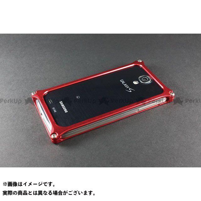 【エントリーで更にP5倍】GILD design 小物・ケース類 GG-105R ソリッドバンパー for GALAXY S4(レッド) GILD design(mobile item)