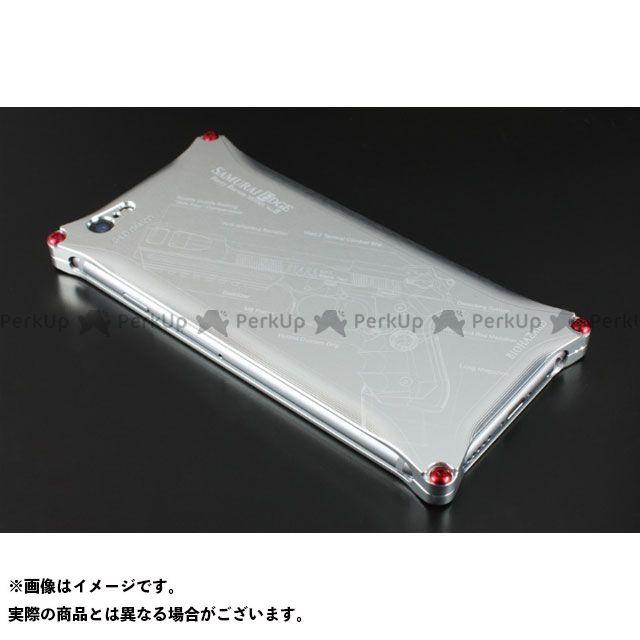 GILD design 小物・ケース類 GI-BIO-01 BIOHAZARD Limited for iPhone 6/6s SAMURAI EDGE(シルバー) GILD design(mobile item)
