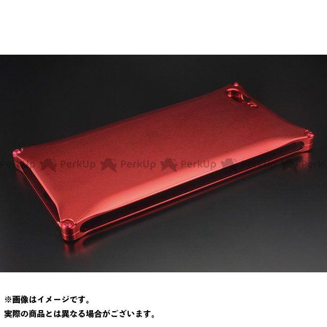GILD design 小物・ケース類 GI-410MR Solid Matte RED Edition for iPhone 8Plus/7Plus GILD design(mobile item)