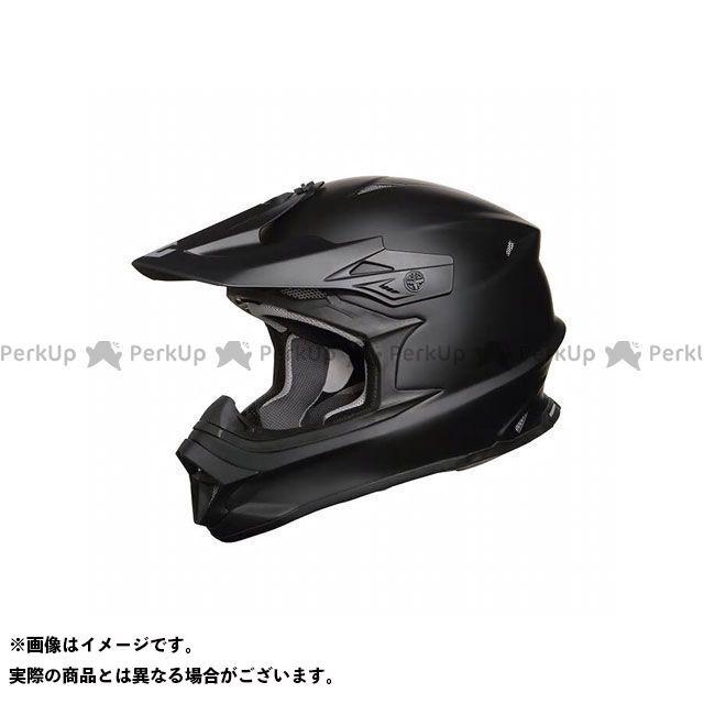 ジーロット オフロードヘルメット MadJumper II(マッドジャンパー2) SOLID MATT BLACK サイズ:M ZEALOT