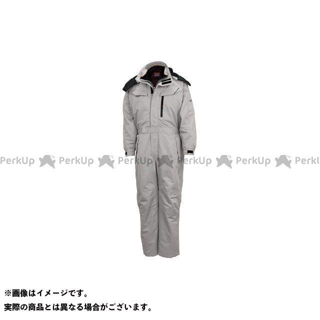 【エントリーで最大P21倍】TS DESIGN その他アパレル 防寒ツナギ(グレー) サイズ:4L TSデザイン