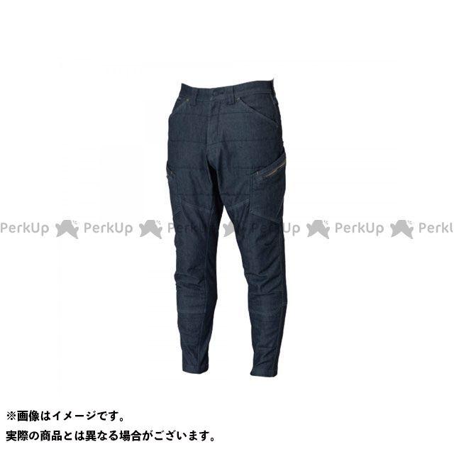 TS DESIGN パンツ メンズニッカーズ中綿キルティングカーゴパンツ(ブラック) M TSデザイン