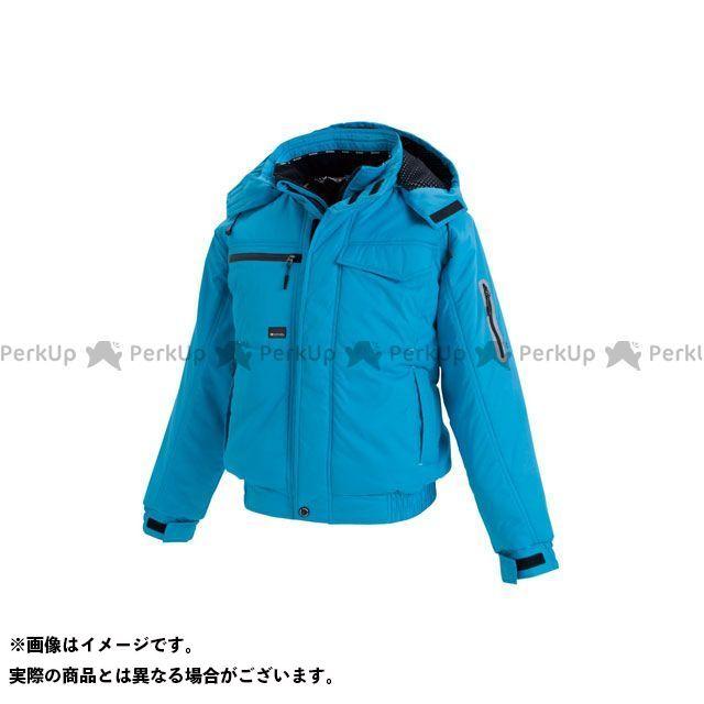 TS DESIGN ジャケット ライトウォームウインターブルゾン(ターコイズ) 6L TSデザイン