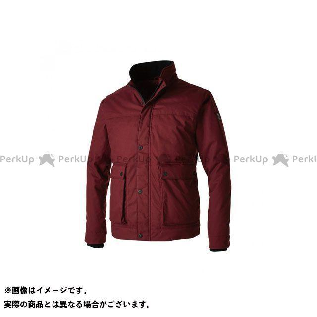 TS DESIGN ジャケット ライトウォームジャケット(ワイン) LL TSデザイン