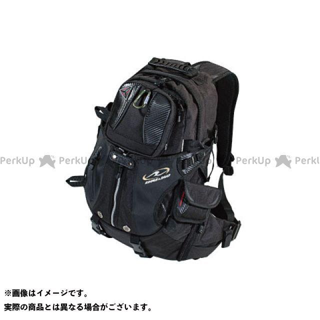 ラフアンドロード ツーリング用バッグ RR6052 アタックザック カラー:ブラック ラフ&ロード