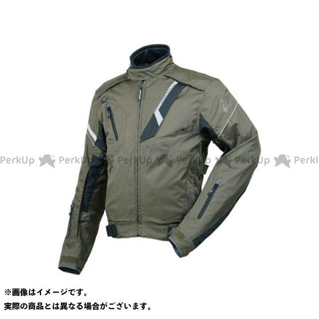 ラフアンドロード ジャケット RR7213 ウォーターシールドオールウェザージャケット カラー:オリーブ サイズ:M ラフ&ロード
