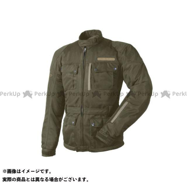 ラフアンドロード ジャケット RR7327 トレックメッシュジャケット カラー:オリーブ サイズ:LL ラフ&ロード