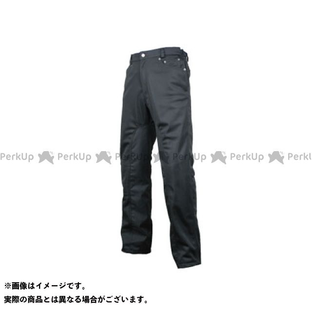 ラフアンドロード パンツ RR7506 バリアクロスメッシュパンツ(ブラック) LL/34 ラフ&ロード