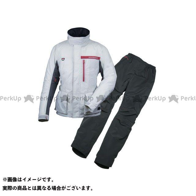 ラフアンドロード ジャケット RR7802 ゴアテックス(R)ライダーススーツ カラー:プラチナシルバー サイズ:M ラフ&ロード