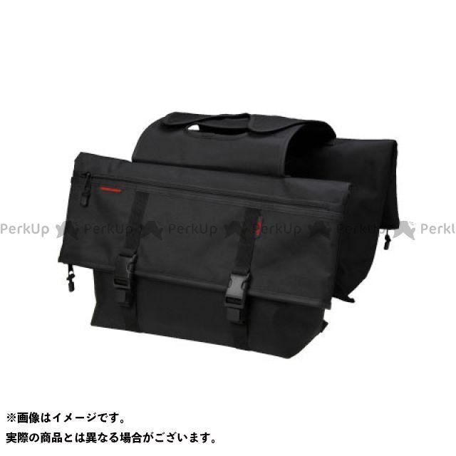 【エントリーで更にP5倍】ラフアンドロード ツーリング用バッグ RR9113 AQA DRY サドルバッグ カラー:ブラック ラフ&ロード