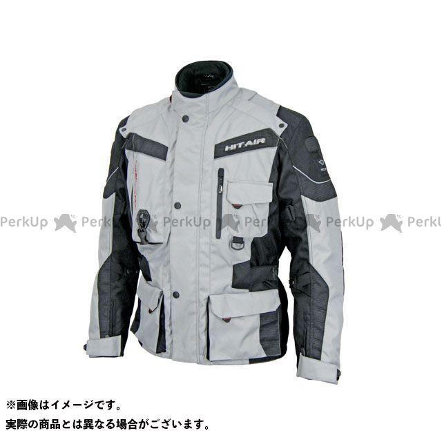【エントリーで最大P21倍】ヒットエアー ジャケット EU-6 エアバッグジャケット カラー:グレー サイズ:M hit air