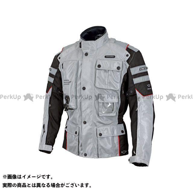 ヒットエアー ジャケット Motorrad-2 Mesh カラー:ライトグレー サイズ:M hit air