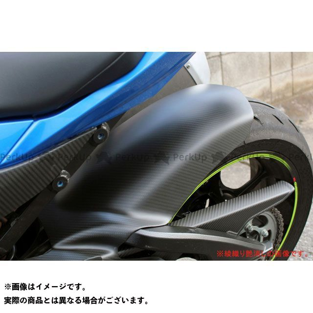 【特価品】エスエスケー GSX-R1000 フェンダー リアフェンダー ロングタイプ ドライカーボン 仕様:綾織り艶消し SSK