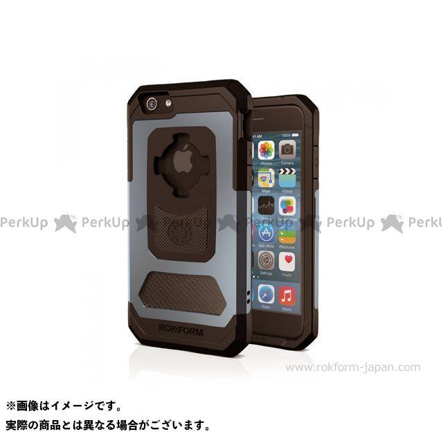 ロックフォーム 小物・ケース類 iPhone 6 アルミニウムケース カラー:ガンメタル Rokform