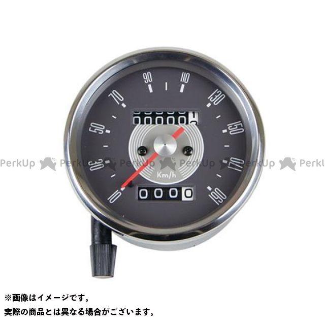 【エントリーで最大P23倍】GOODS スピードメーター SMITHスタイルスピードメーター φ80mm 1:4 グッズ