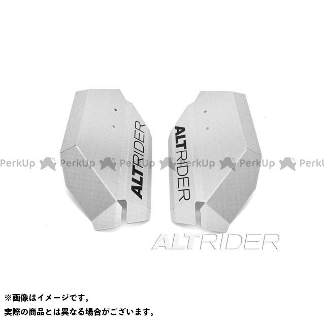 ALTRIDER XT1200Zスーパーテネレ その他フレーム関連パーツ フォークレッグガード YAMAHA XT1200Z スーパーテネレ カラー:ホワイト アルトライダー