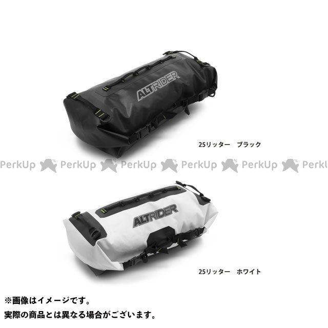 【エントリーで更にP5倍】ALTRIDER ツーリング用バッグ ドライバッグ SYNCH(シンク) Mサイズ 25リッター カラー:ブラック アルトライダー