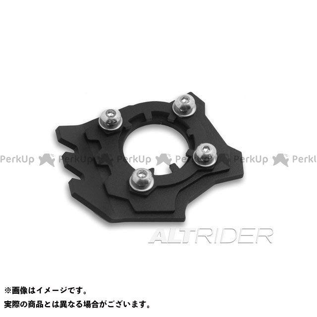 【無料雑誌付き】ALTRIDER 690エンデューロ スタンド関連パーツ サイドスタンドエンド KTM 690 Enduro カラー:ブラック アルトライダー