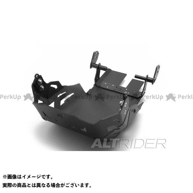 【エントリーで最大P23倍】ALTRIDER 1190アドベンチャー 1190アドベンチャーR スライダー類 スキッドプレート KTM 1190 Adventure/R (2013) カラー:ブラック アルトライダー