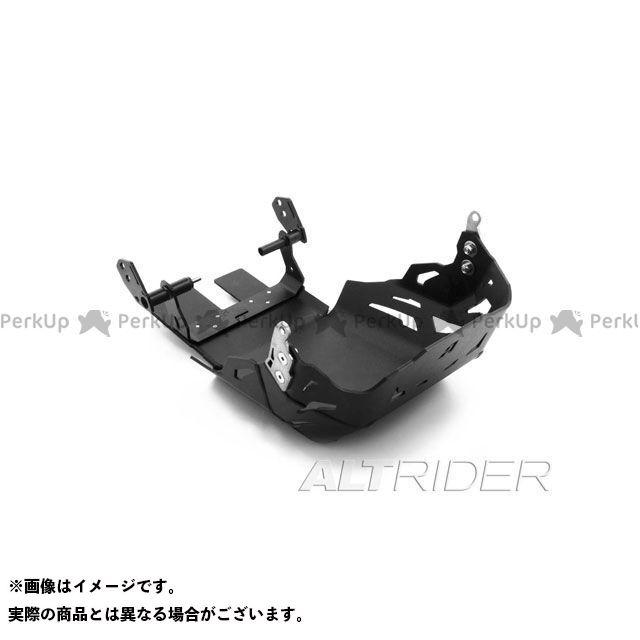 【無料雑誌付き】ALTRIDER 1290スーパーアドベンチャー 1290スーパーアドベンチャーT スライダー類 スキッドプレート KTM 1290 Super Adventure /T カラー:シルバー アルトライダー