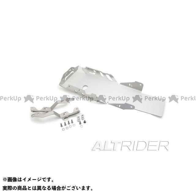 ALTRIDER R1200GSアドベンチャー スライダー類 スキッドプレート BMW R1200GS LC Adventure シルバー アルトライダー