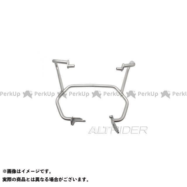 ALTRIDER タイガー800XC/XCX/XCA タイガー800XR/XRX/XRT その他フレーム関連パーツ クラッシュバー TRIUMPH Tiger800 XC/XR/XCx/XRx カラー:シルバー アルトライダー