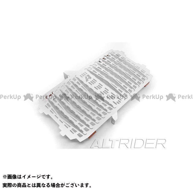 ALTRIDER タイガー800XC/XCX/XCA タイガー800XR/XRX/XRT ラジエター関連パーツ ラジエターガード コアガード TRIUMPH Tiger800 XC/XCx/XR/XRx (2015-) カラー:ブラック アルトライダー