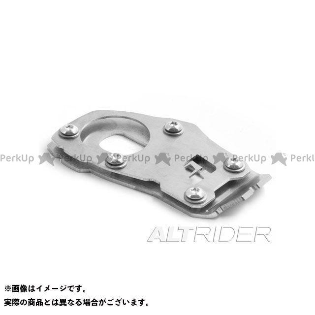 【無料雑誌付き】ALTRIDER R1200RT スタンド関連パーツ サイドスタンドエンド BMW R1200RT LC カラー:ブラック アルトライダー