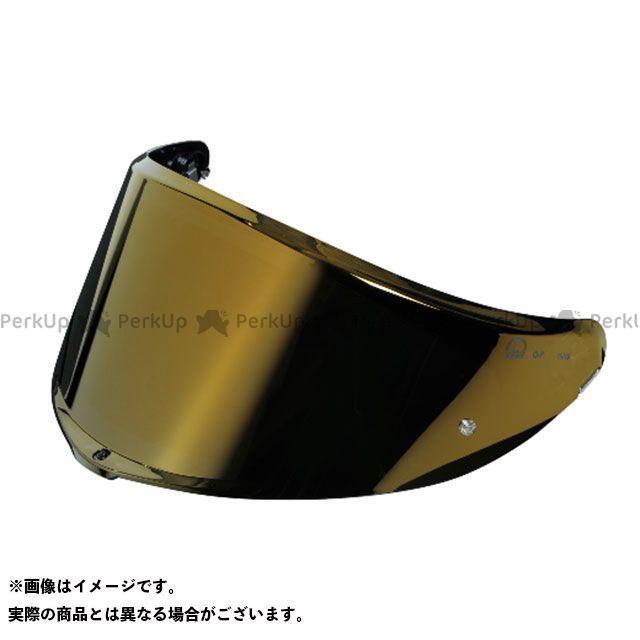 エージーブイ ヘルメットシールド VISOR SP1 AS MPLK Ready (K6用) 003-IRIDIUM GOLD AGV