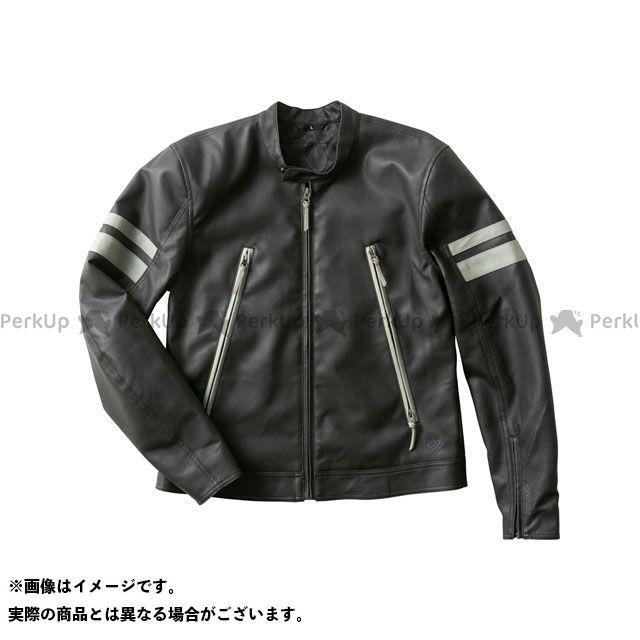 【特価品】GOLDWIN ジャケット 2020春夏モデル GSM22003 GWM シンセティックレザージャケット(ブラック) サイズ:L ゴールドウイン