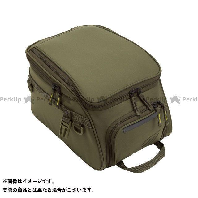 【エントリーで更にP5倍】GOLDWIN ツーリング用バッグ GSM27005 シートバッグ 15(オリーブ) ゴールドウイン