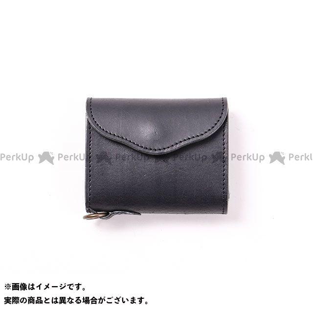 デグナー 財布 W-111 三つ折りウォレット(ブラック) DEGNER