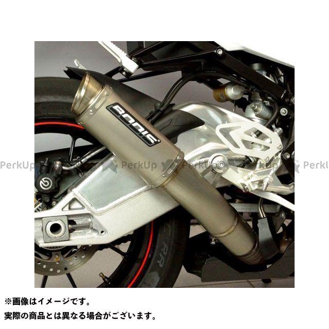 【無料雑誌付き】BODIS S1000RR マフラー本体 M-GP スリップオンマフラー フルチタン|BS1000RR-028 ボディス