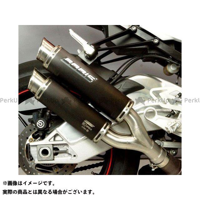 BODIS S1000RR マフラー本体 GPX2 スリップオンマフラー ステンレスブラック BS1000RR-029 ボディス
