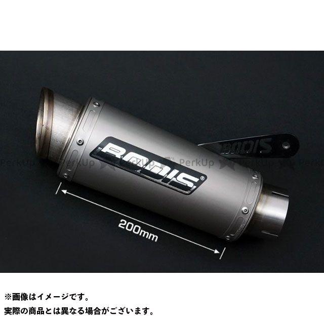 BODIS S1000RR マフラー本体 GPC-R スリップオン・フルチタン|BS1000RR-006 ボディス