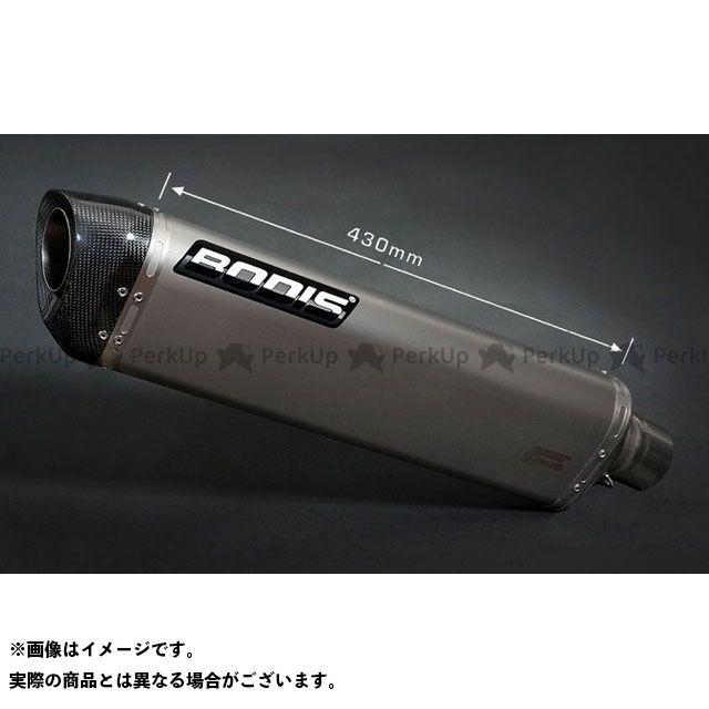 BODIS GSX-R1000 マフラー本体 フルエキゾーストシステム 4-1 ステンレス/フルチタン Three-Tec-C for GSX-R 1000(2009-)|SGSXR1000-106 ボディス