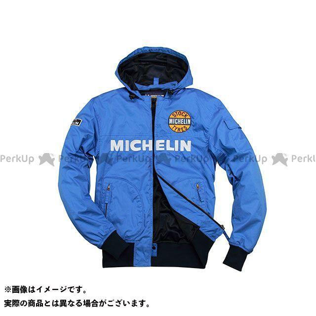 Michelin ジャケット 2020春夏モデル ML20102S ナイロンジャケット(ブルー) サイズ:L2W (L/2XL) ミシュラン