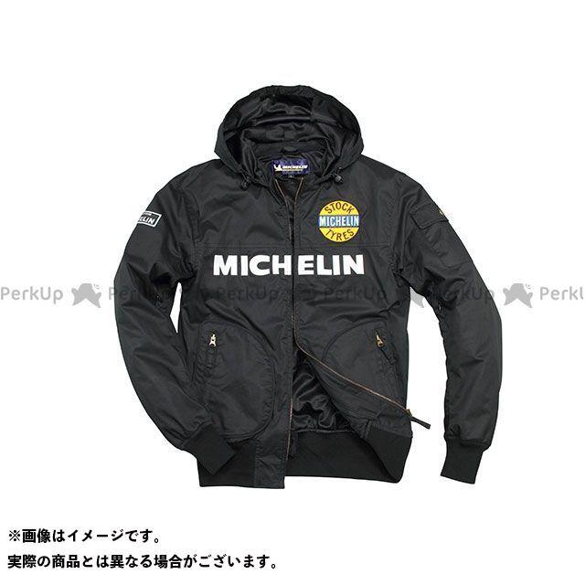 Michelin ジャケット 2020春夏モデル ML20102S ナイロンジャケット(ブラック) サイズ:3XL ミシュラン