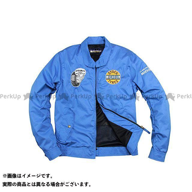Michelin ジャケット 2020春夏モデル ML20103S ナイロンジャケット(ブルー) サイズ:3XL ミシュラン