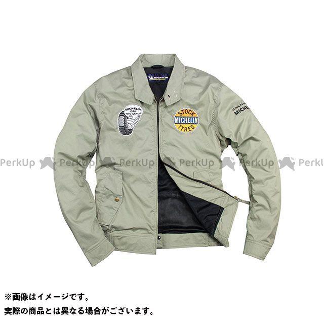 Michelin ジャケット 2020春夏モデル ML20103S ナイロンジャケット(オリーブ) サイズ:3XL ミシュラン
