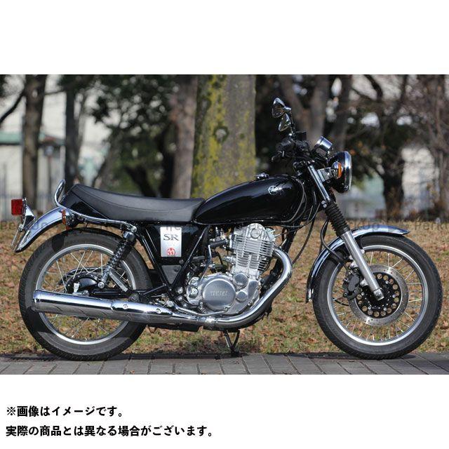 スペシャルパーツタダオ SR400 マフラー本体 POWER BOX パイプ(インナーBOXタイプ) SP忠男
