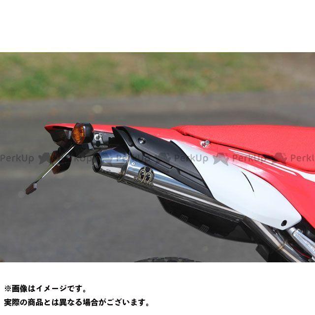 スペシャルパーツタダオ CRF250L CRF250M CRF250ラリー マフラー本体 POWER BOX サイレンサー SP忠男