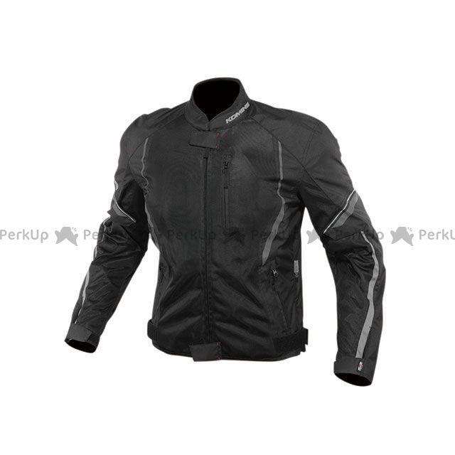 コミネ KOMINE ジャケット バイクウェア KOMINE ジャケット 2020春夏モデル JK-146 プロテクトハーフメッシュジャケット(ブラック) M コミネ