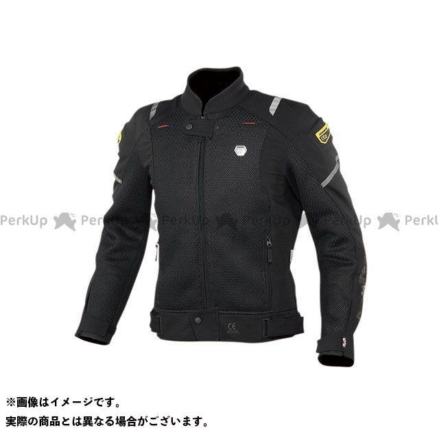 KOMINE ジャケット 2020春夏モデル JK-148 スプリームプロテクトメッシュジャケット(ブラック) サイズ:L コミネ