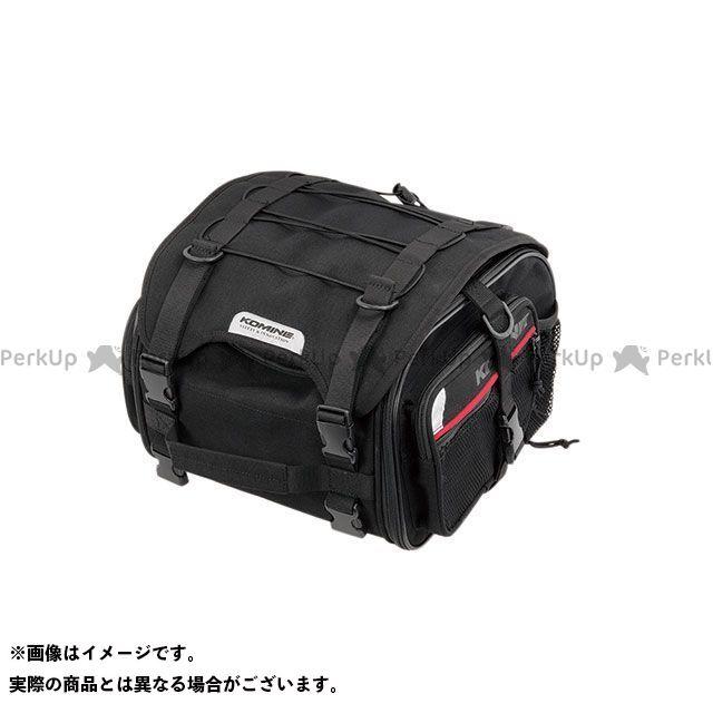 KOMINE ツーリング用バッグ SA-240 ツーリングシートバッグ(ブラック) コミネ