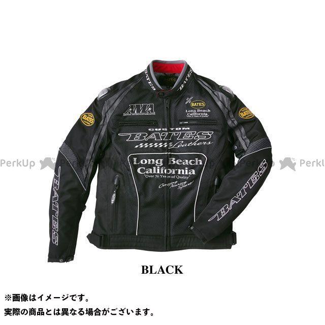BATES ジャケット 2020春夏モデル BJ-M2011SPL 2Wayメッシュジャケット(ブラック) サイズ:XL ベイツ